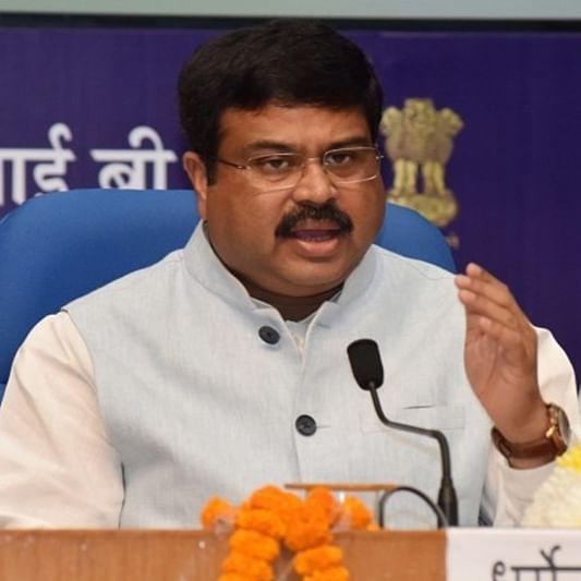 Congress-ruled states should cut tax on petrol, diesel, says petroleum minister Dharmendra Pradhan