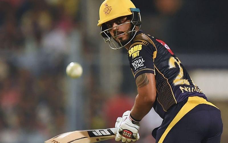 Want to remain consistent throughout season: Nitish Rana