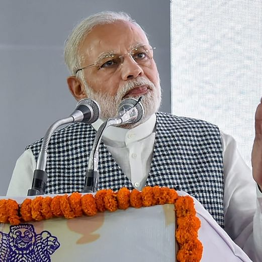 Step to cut corporate tax historic, will give great stimulus to Make in India: PM Narendra Modi
