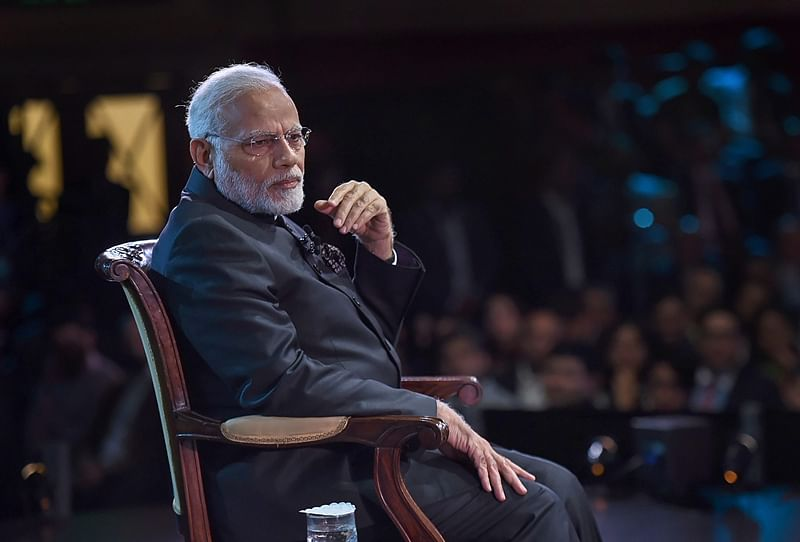 Pot of discord being stirred against Narendra Modi