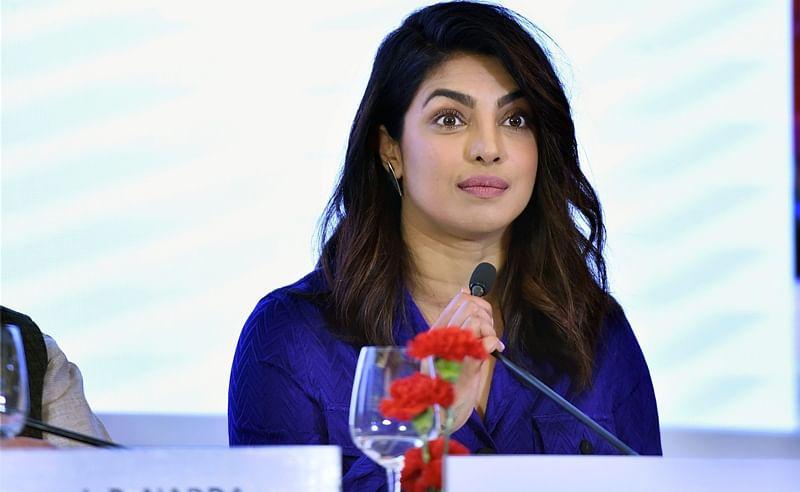 Priyanka Chopra: Men need to understand the importance of empowering women