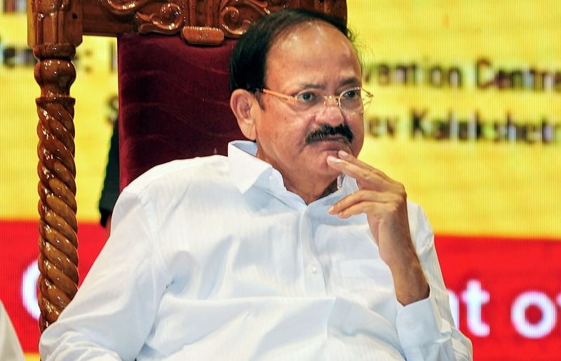 Keep Indian culture alive, claims Venkaiah Naidu