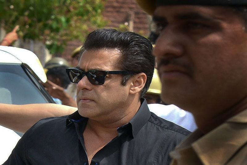 Blackbuck poaching case: Fans rejoice as Salman Khan is granted bail by Jodhpur court