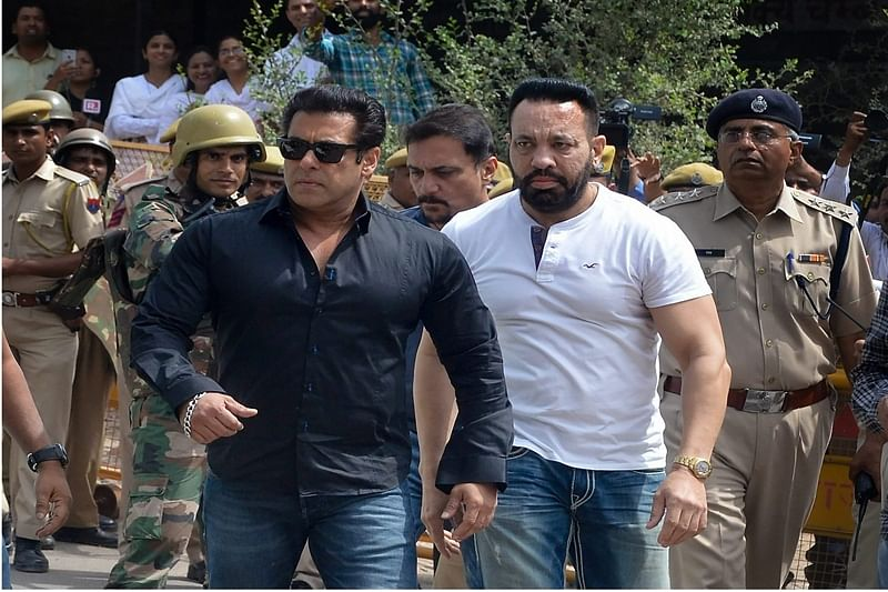 Blackbuck poaching case: Salman Khan has to seek permission for every foreign trip, directs Jodhpur court