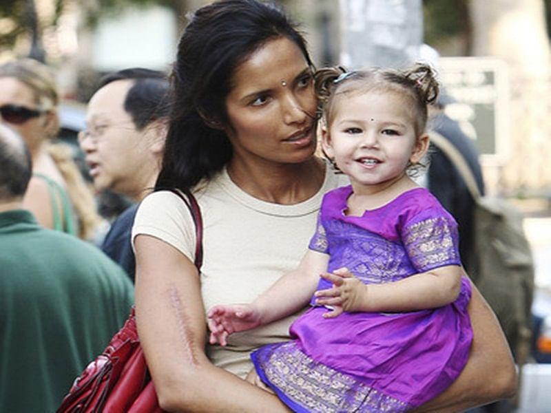 Padma Lakshmi: I enjoy my role as a mother