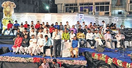 Ujjain: Nation asleep since independence, wakes uponly once in 5 yearssaysPiyush Mishra