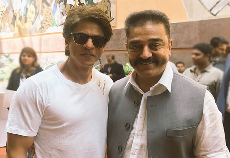 REVEALED: Shah Rukh Khan gets the rights of his own film with Kamal Haasan and Rani Mukerji, 'Hey Ram'