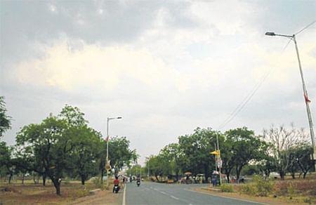 Ujjain: Rainfallbrings relief from heat in city