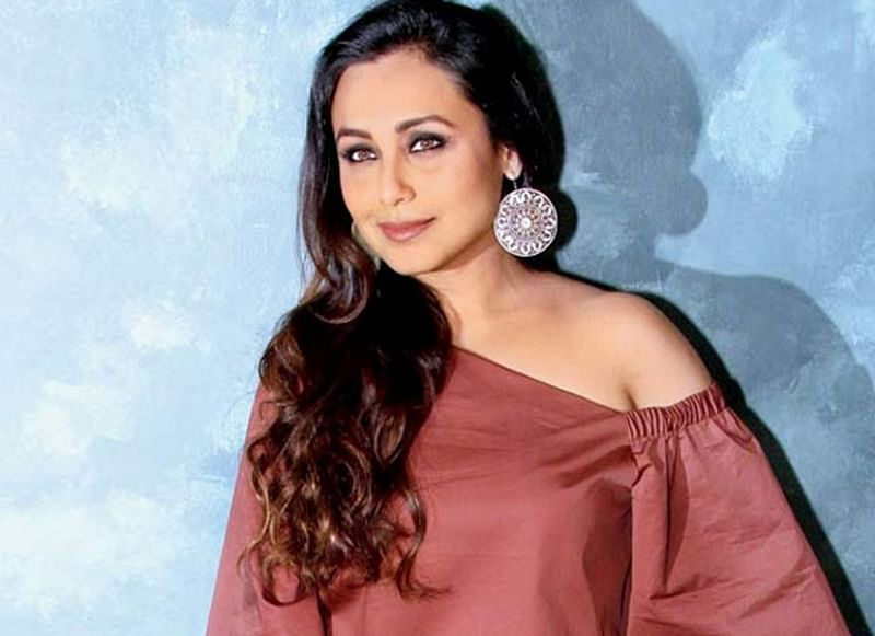 It's special to play specially-abled characters: Rani Mukerji on 'Hichki', 'Black'