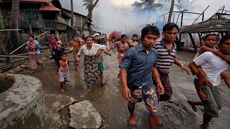 Thousands flee fresh clashes in northern Myanmar, says UN