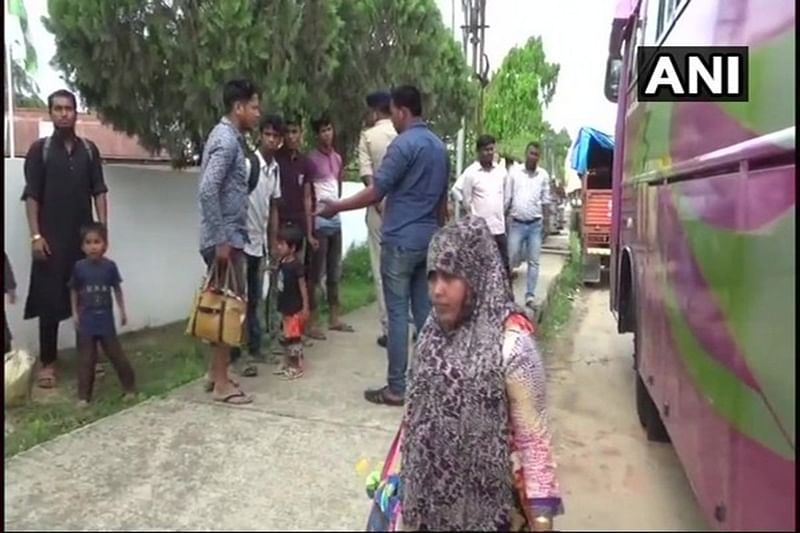 18 Rohingya refugees arrested in Tripura for entering the country illegally