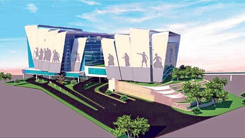 Mumbai-Ahmedabad Bullet Train: Design of Sabarmati bullet train's terminal hub ready