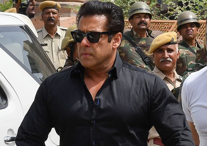 Blackbuck case verdict: Salman Khan gets 5 years in prison, sent to Jodhpur jail