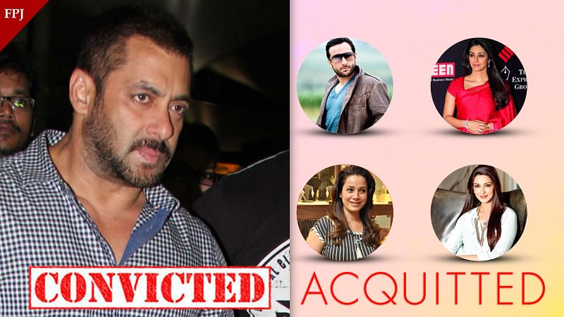 Blackbuck poaching case: From jail for Salman Khan to relief for others, a chaotic day in Jodhpur