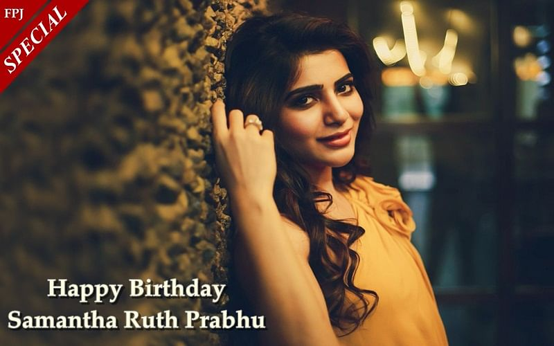 Happy Birthday Samantha Ruth Prabhu: Check out birthday celebration pictures of Akkineni family's daughter-in-law