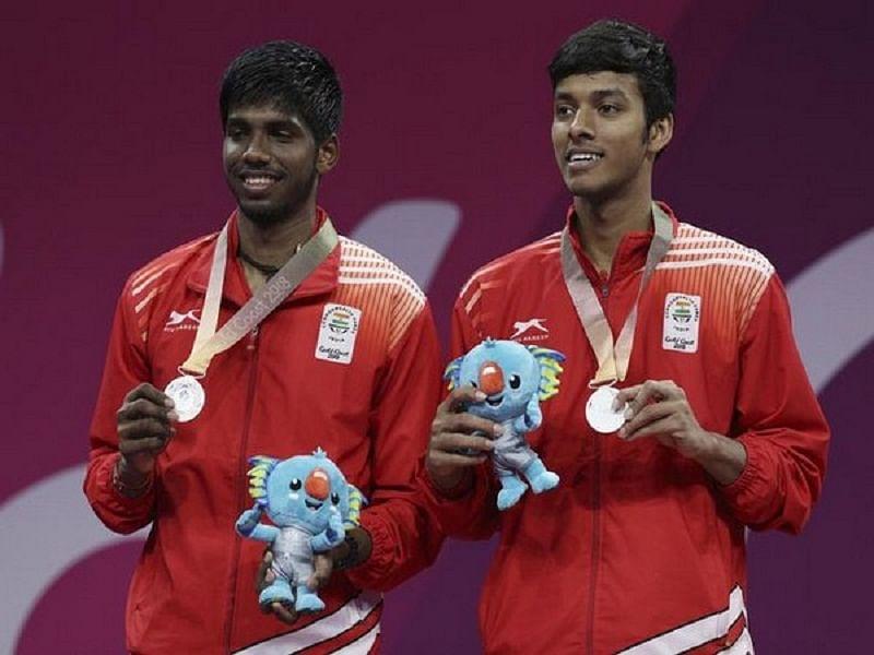 Commonwealth Games 2018: Tenth badminton medal as Satwik Rankireddy, Chirag Shetty bag silver