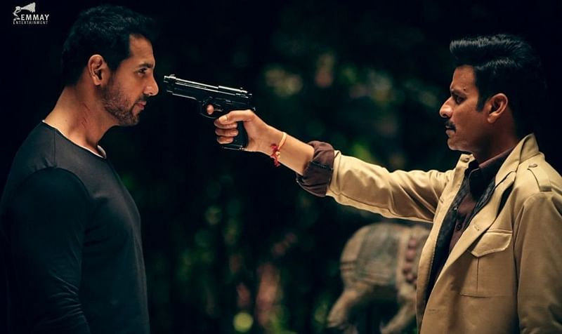 John Abraham-Manoj Bajpayee starrer 'Satyameva Jayate' to clash with Akshay Kumar's 'Gold' on August 15