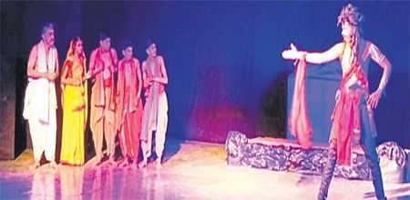 Ujjain: 7-day Bhaas Mahotsav begins with staging Sanskrit play 'Madhyam Vyayog'