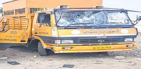 Indore: Slum dwellers attack IMC gang, several hurt