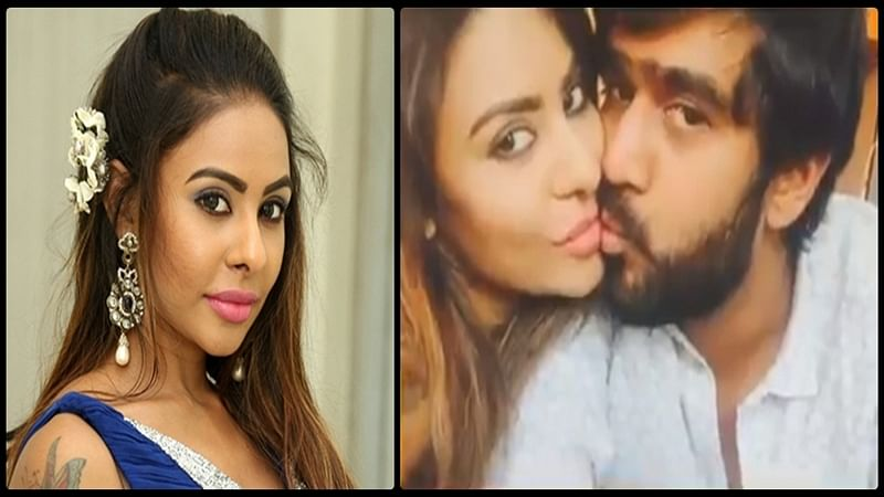 Sri Reddynames Suresh Babu's son Abhiram as the one who forced her to have sex with him