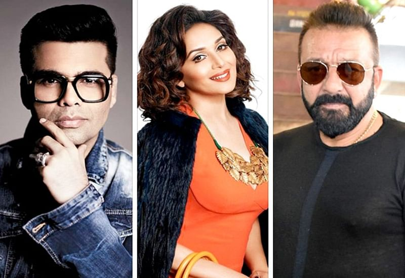 'Kalank': Read how Karan Johar convinced Madhuri Dixit & Sanjay Dutt to work together