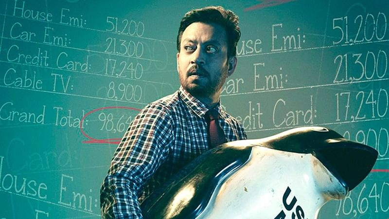 Irrfan Khan's 'Black Mail' expected to earn Rs 4 crore on the opening day