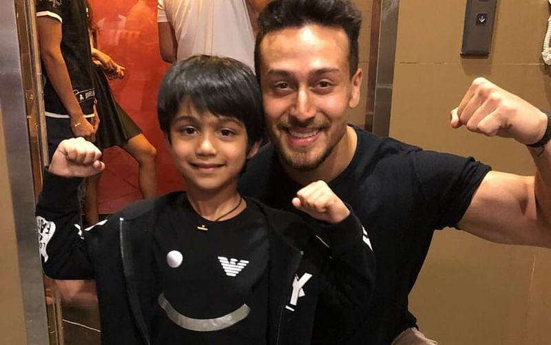 Watch: Shilpa Shetty's son Viaan dancing to Tiger Shroff's 'Baaghi 2' song is the cutest thing you will see today