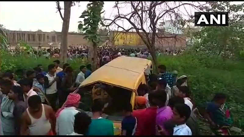Uttar Pradesh: 13 school children killed, 8 injured as train hits school bus in Kushinagar