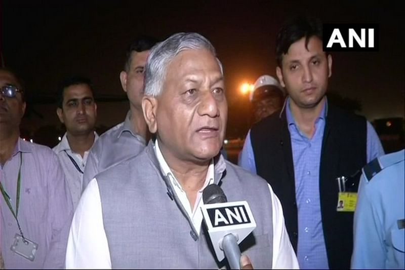 VK Singh on Kathua rape: We have failed her as humans, but she won't be denied justice