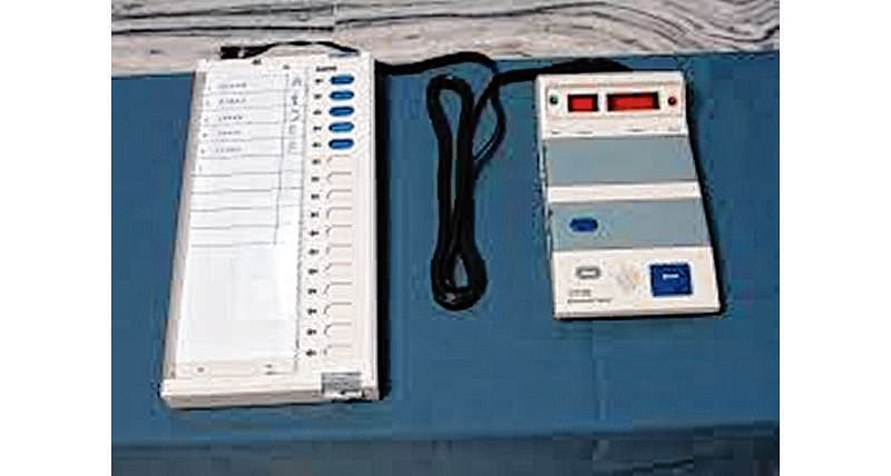 Consider representation on VVPAT machines: SC to EC