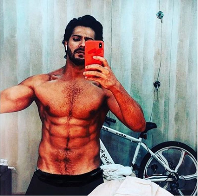 Varun Dhawan's hard work and dedication for 'Kalank' will leave you amazed; see picture