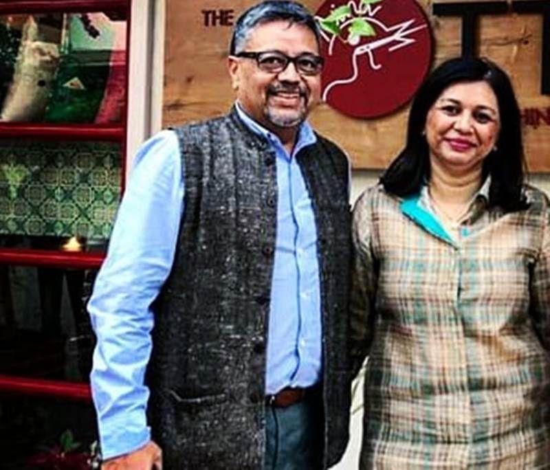 Kaushik Roy & Nina Roy