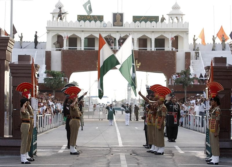 Daily Retreat ceremony at Attari-Wagah border cancelled for today: BSF