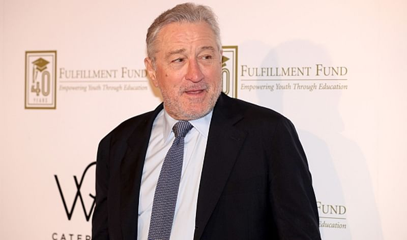 After Obama and Clinton, suspicious package sent to Robert De Niro: Reports