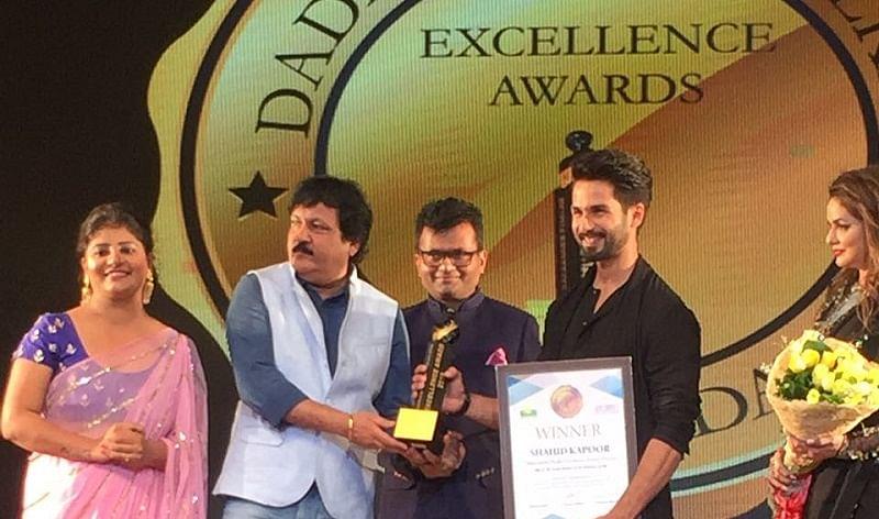 Shahid Kapoor, Ranveer Singh, Jennifer Winget: Here's the complete list of Dadasaheb Phalke Excellence Award winner's