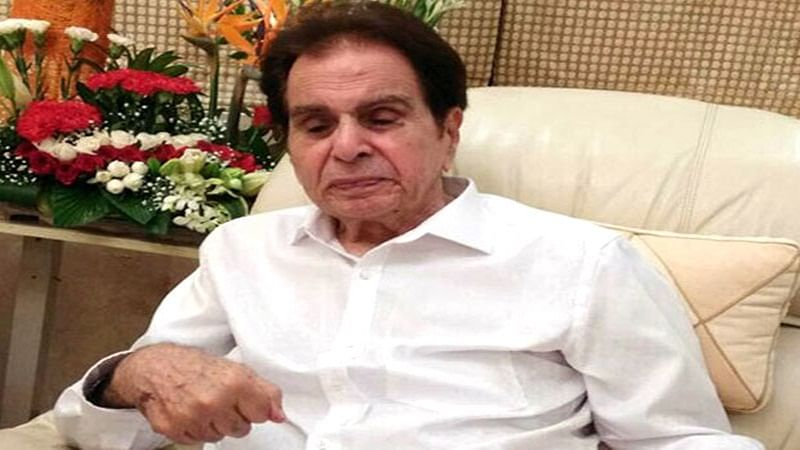 Want to assure all fans who love Saab and admire his work, that Dilip Kumar is doing well, says family friend