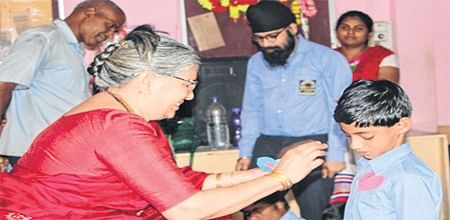 Indore: Special children give special message for life