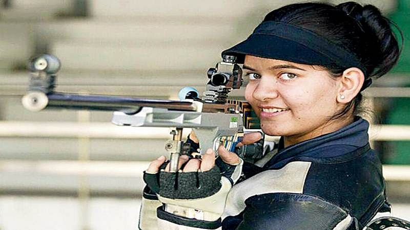 Anjum Moudgil and Mehuli Ghosh continue golden run in National Shooting Championship