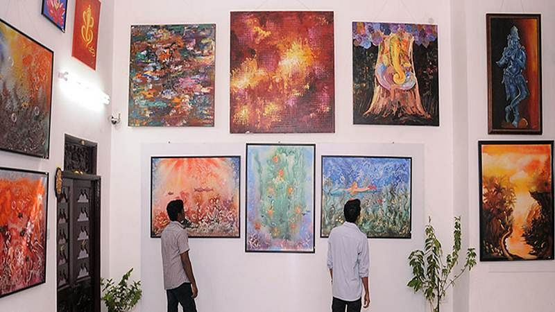 Thane's first open art gallery welcomes budding artists