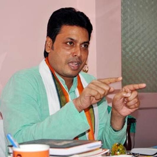 Early screening from January key to keeping COVID-19 numbers down in Tripura: Biplab Deb