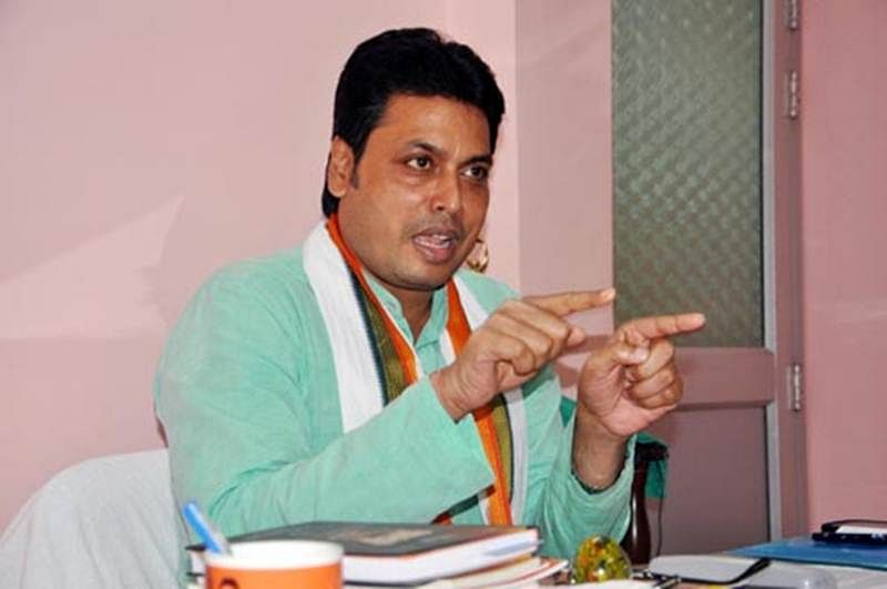Tripura lynching: CM Biplab Kumar Deb warns stern action