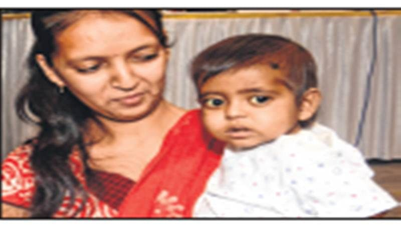 Mumbai: After not getting response from PMO, couple raise money for infant's liver surgery via crowdfunding