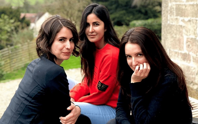In Pictures: Busy Katrina Kaif takes a break, enjoys free time with sisters in London
