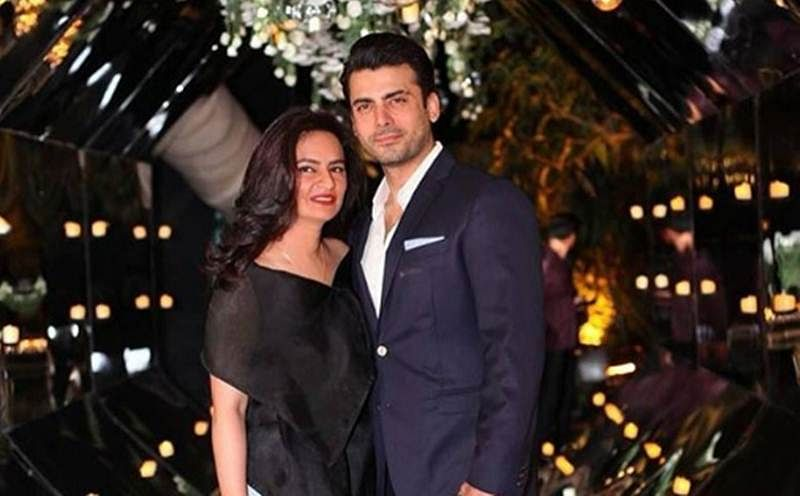Fawad Khan throws surprise birthday bash for wife Sadaf Khan, check out inside pictures and videos
