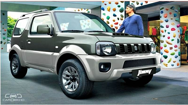 New Suzuki Jimny Global Debut Likely In Late-2018; Could Replace Gypsy In India