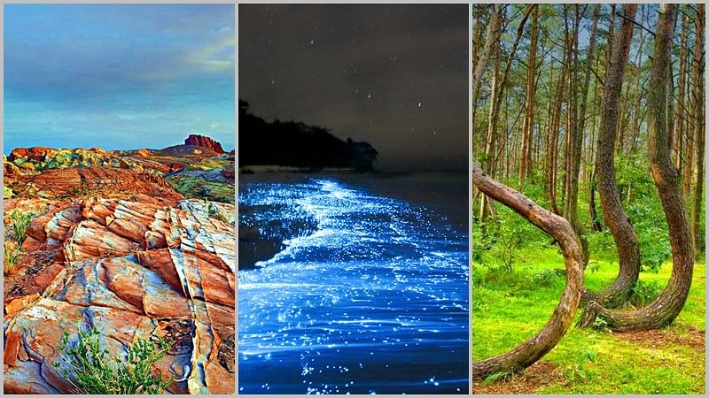 World Earth Day: 10 rare and gorgeous natural phenomena on Earth