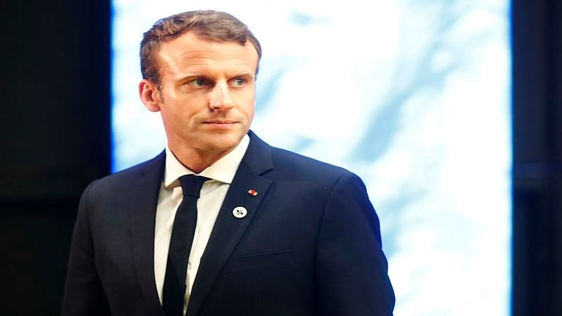 Climate red line at G20: Emmanuel Macron