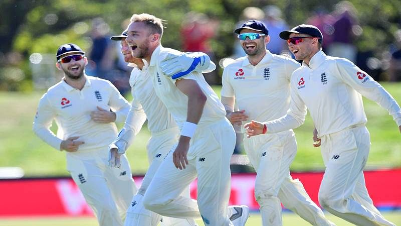 England vs New Zealand Christchurch Test: England need four NZ wickets to level series