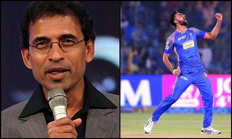 IPL 2018: Harsha Bhogle yorks Twitter user who chided Jaydev Unadkat over high pay package