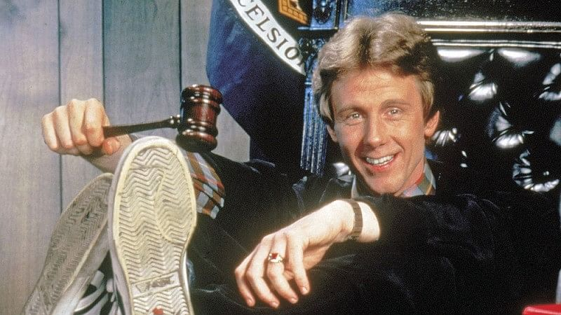 'Night Court' star Harry Anderson, 65, found dead in home